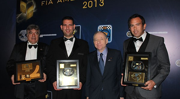 FIA AMERICAS AWARDS 2013