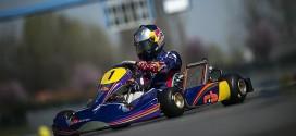 Baíz quiere cerrar su etapa en el karting por todo lo alto