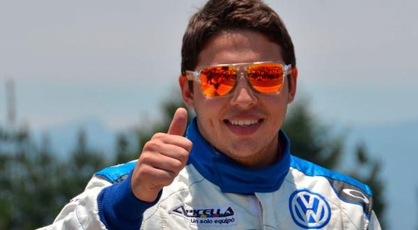 Antonio Apicella representará a Venezuela en pruebas de la FIA